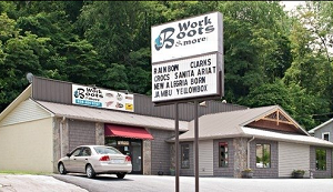 Work Boots & More | Waynesville NC